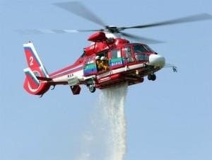 毎年9月1日には各地で防災訓練が行われる