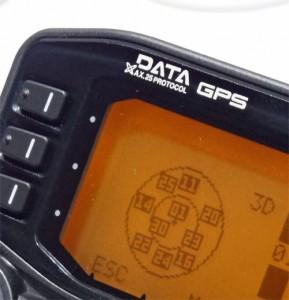 GPSのマークが誇らしい