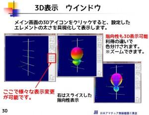 JAIAが公開を行っている「アンテナシミュレーション大研究!」の資料より