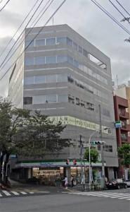11月5日にJARL事務局が入居する大塚HTビルの外観