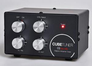 CQ出版社のCUBE TUNER。9月19日から200台限定で発売される(同社Webショップより)