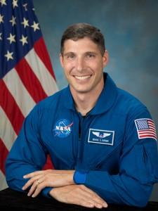 ISSの長期滞在クルーとなるKF5LJG・Mike Hopkins宇宙飛行士