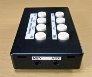 テクニカルシャックのTS-990用、外付けキーパッド・コントローラ「EKC-990」