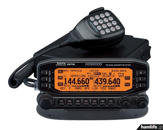 TM-D710Gシリーズ(JVCケンウッドのプレスリリースより)