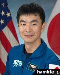 JAXA宇宙飛行士の油井亀美也氏(写真:JAXA)