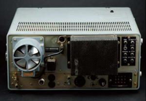 高級モデルだけあってFT-901DMの背面は端子類も充実している