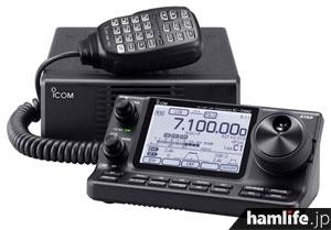 オールモード機部門で第1位となった、アイコムのIC-7100