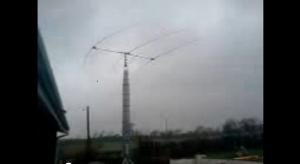 Steppir Antenna at 80mph
