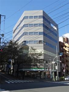 JARL新事務局が入居する「大塚HTビル」(2013年11月6日撮影)