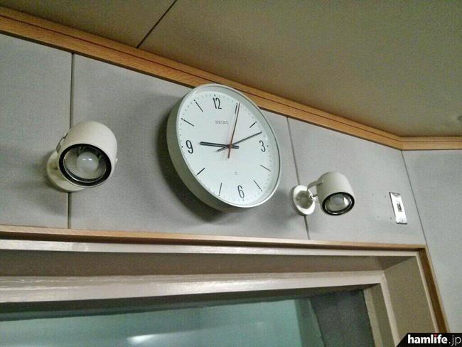「局内の全ての時計は、9時12分5秒で止まっていました。今朝のことです。9時すぎには琴平タワーに戻ってしまったので、惜しいことをしました。息を引き取る瞬間に立ち会いたかったです。」