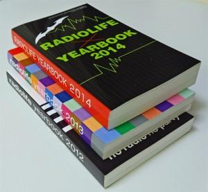 「ラジオライフ手帳2014」は、ここ数年で最も分厚い