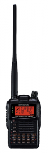 144/430MHz帯FMトランシーバー・VX-8G