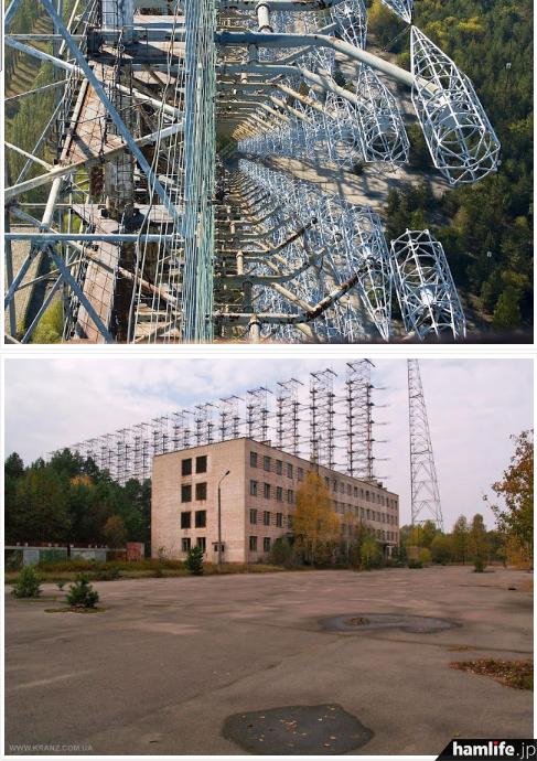 チェルノブイリ原発事故の影響で、1989年から使用されることはなかった(同Webサイトから)