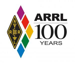 ARRL(米国のアマチュア無線連盟)100周年記念のシンボルマーク