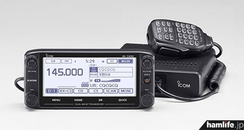 アイコムの新製品、ID-5100