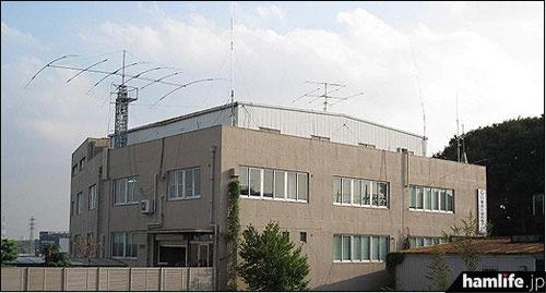 東京ハイパワーの本社社屋(埼玉県新座市)の全景写真もあった(TOKYO HY-POWER LABS USAのWebサイトより)