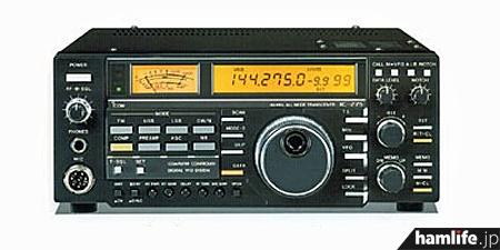 1986年に登場したIC-275(カタログより)