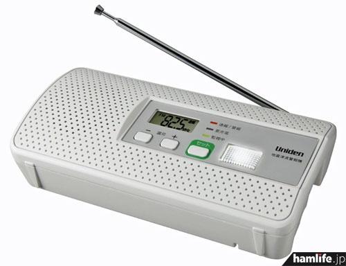 ユニデンの地震津波警報機・EWR200