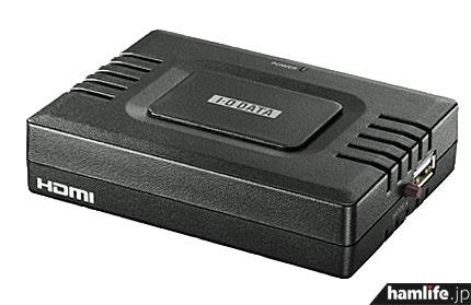 メーカーが即時使用中止を呼びかけている、無線HDMIアダプター「WFD-HDMI」