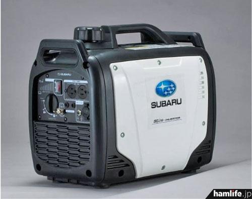 富士重工のインバーター発電機「SGi18」