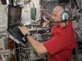 国際宇宙ステーションのWiseman宇宙飛行士