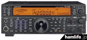 JVCケンウッドのHF/50MHz帯トランシーバー「TS-590Gシリーズ」