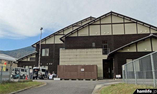 会場となった加茂郡七宗町にある木の国七宗コミュニティセンター