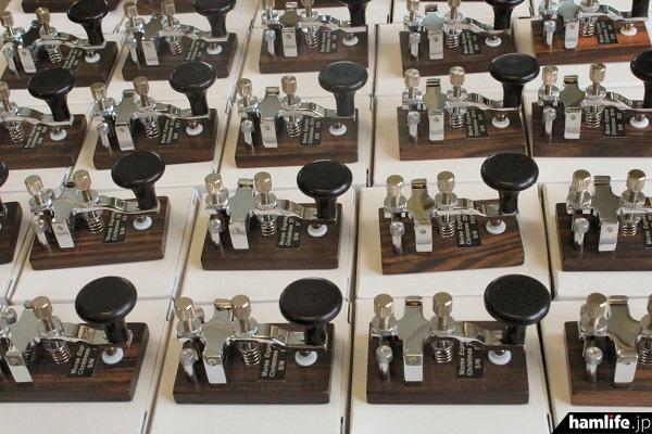 出荷待ちの2014年版「Morse Express Christmas Key(Xmasキー)」