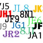 <再割当ての関係で1位は2年連続で「JJ1」>貴局の希少価値は!? 国内個人局の「雑魚プリフィックスランキング 2020末」発表