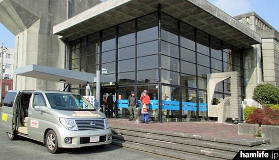 「静岡県西部ハムの祭典」の会場となったアルラ