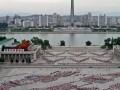平壌市内の風景(Wikipediaより)