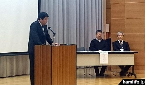 JARL静岡県支部「東静アマチュア無線フェア」の模様