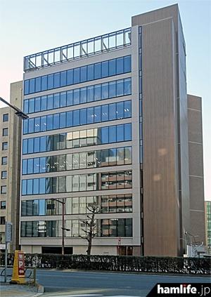 「秋葉原 YAESU無線まつり」会場の、CIVI研修センター秋葉原がある、相鉄万世橋ビル
