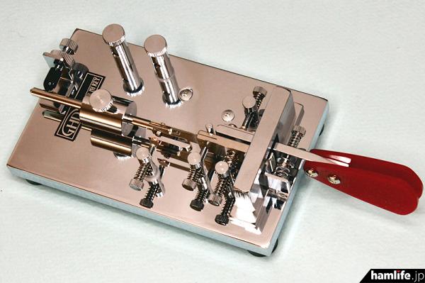 GHDキーから発売されていた小型バグキー「GN206S」の快適性を改善したモデル「GN206W」