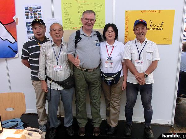 先日、ブーベ島へのDXペディション計画を発表した「LA6VM」から、ブーベ島の地図や写真を交えて、現時点における計画概要について説明を受けました。Erlingとは2010年に私がJW(北極のスヴァールバル諸島)へDXペディションにでかけた際、レンタルシャックやレストランなど現地の案内をしてもらってからのお付き合いです。2014年にはご夫妻で東京ハムフェアにもこられました。