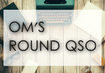 <懐かしいQSLカード>「OMのラウンドQSO」第190回放送分の音声ファイルをWebサイトで公開