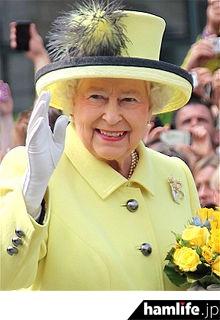 英国のエリザベス2世女王