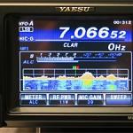 <改修費用は48,000円+税>八重洲無線、FT-991ユーザーに向けた「リアルタイムスペクトラムスコープ」有償アップグレードの詳細を発表