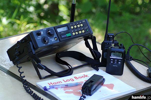 資格がいらないさまざまなライセンスフリー無線で交信を楽しもう!