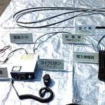 北海道総合通信局、北海道深川市においてトラックに不法市民ラジオ(CB)無線機を設置していた運転手を摘発
