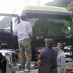 九州総合通信局、鹿児島県鹿児島中央警察署と国道10号線で取り締まりを行い不法市民ラジオ(CB無線)を開設した男を摘発