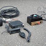 北海道総合通信局、北海道北見方面北見警察署管内においてアマチュア無線機を免許を受けずにトラックに設置した男を摘発