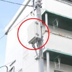 <飛行中の航空機から通報>福岡空港の航空管制用無線局へ雑音が混入! 九州総通、発信源のテレビ受信ブースターを排除