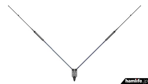 HFV40の3次元モデリング画像(第一電波工業提供)