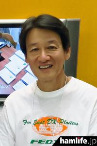 JAパイロット局を務める青木洋二氏(JJ3PRT)