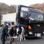 関東総合通信局、神奈川県相模原市・国道412号線において不法にアマチュア無線機を設置していた運転手を摘発
