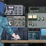 <オープニングにアマチュア無線機とパドルが登場>秋葉原が舞台のTVアニメ「AKIBA'S TRIP」、地上波・BSなどで放送中!!