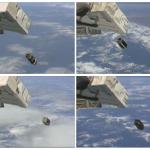 <1月16日(月)日本時間18時10分から4回に分け>ISS「きぼう」日本実験棟からアマチュア無線ビーコンを発射する超小型衛星を含む6基を無事放出!