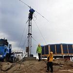 <同軸ケーブル引き直し、WARCバンドDPの設営>南極昭和基地から初の記念局「8J60JARE」の運用スタート!をブログで報告