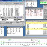 <スペクトラム/ウォータフォール表示への機能追加など>5月21日、コンテスト用ロギングソフトウェア「CTESTWIN」がVer4.12にバージョンアップ!